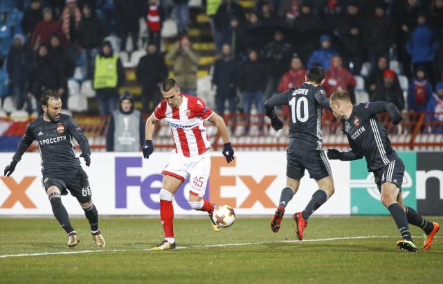 Навивач на ЦСКА Москва почина во Белград