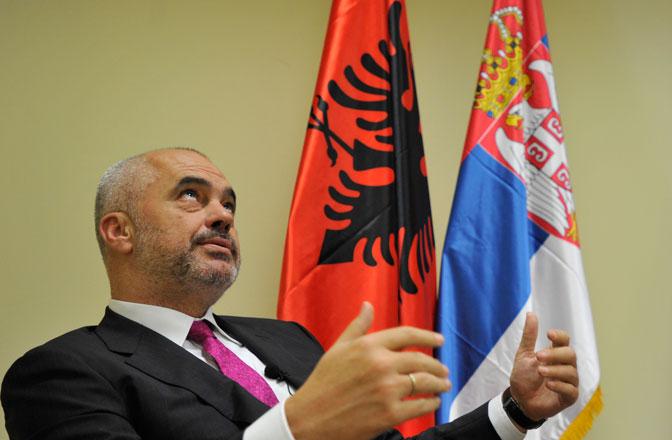 Рама  Србите на Косово само како туристи