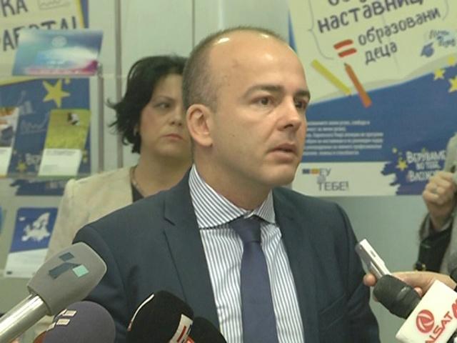 Тевдовски  Очекувам опозицијата да дебатира за предлог   буџетот