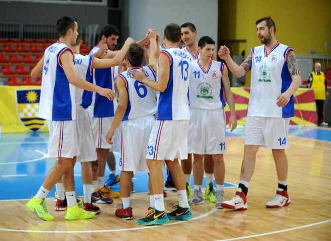 Карпош Соколи прв полуфиналист во националниот кошаркарски куп