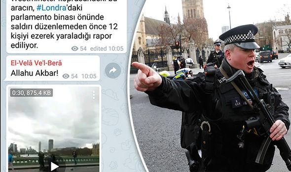 ИСИС ја презеде одговорноста за нападот во Лондон