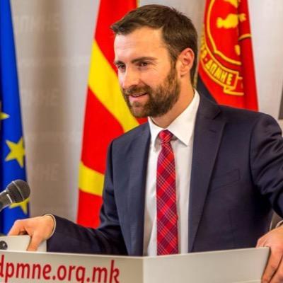 Илија Димовски   претседател на Комисијата за избори и именувања