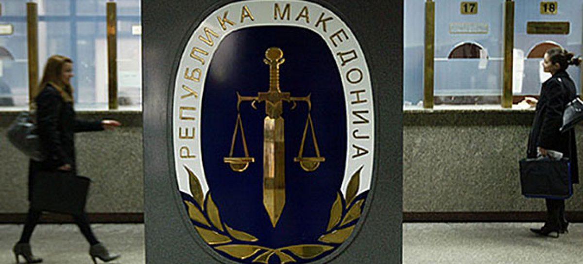 Саљији  Контролата на АКМИС системот во три суда покажа бројни неправилности
