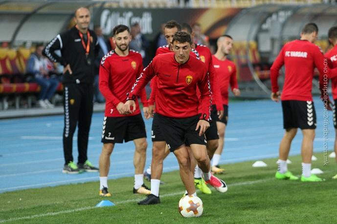 Вардарци против Розенборг ќе атакуваат на првите бодови во Лига Европа
