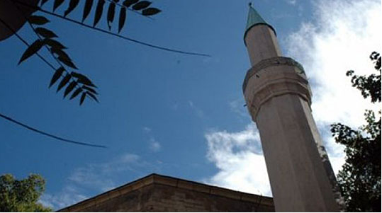 Кражба во џамија во Мала Речица