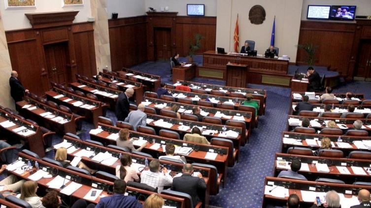 Собранието го донесе Законот за употреба на јазиците