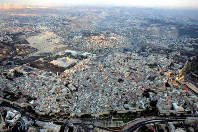 Зошто Ерусалим е толку важен
