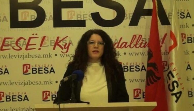 Предлогот на БЕСА Ермира Асани Салија избрана за член на ДИК