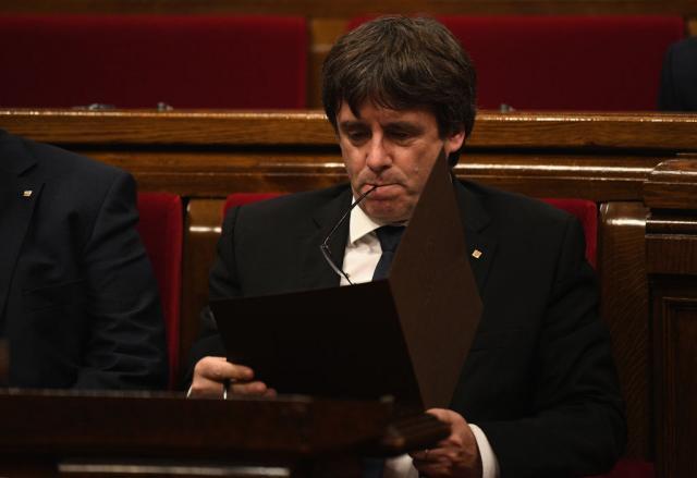 Пуџдемон  Каталонија треба да биде независна  но сепак ќе му дадеме шанса на дијалогот