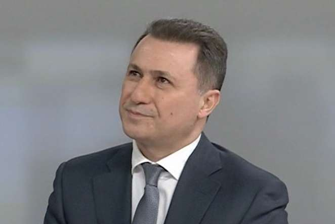 Груевски  Ќе предложиме документ за излез од политичката криза