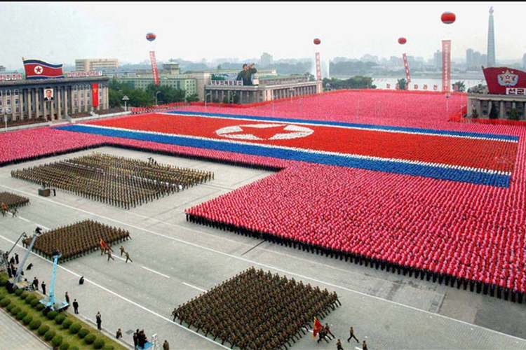 Северна Кореја  Во војска се пријавиле повеќе од три милиони доброволци