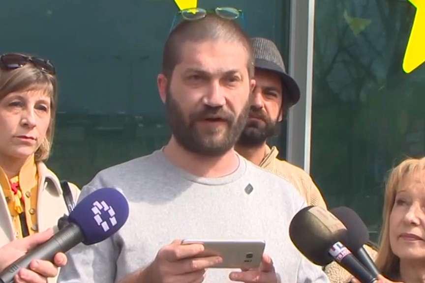 За заедничка Македонија  бараат средба со Хан  реагираат на игнорантски однос од ЕУ
