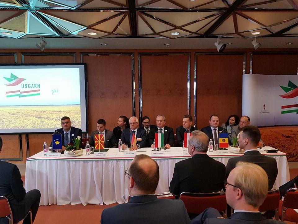 Македонија ја поддржува Европската декларација за производството на соја без ГМО