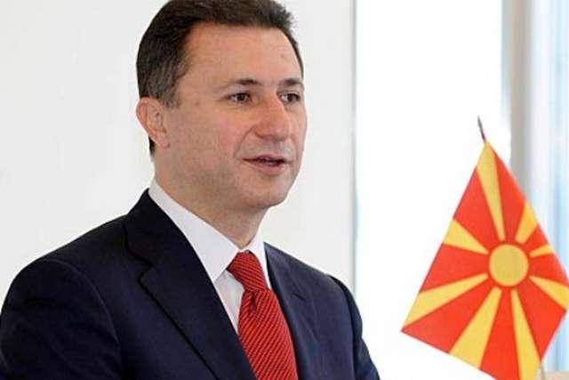Груевски  Ќе го поддржиме СДСМ доколку се откаже од Законот за јазиците