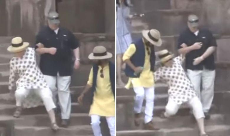 Што се случи со Хилари Клинтон во Индија