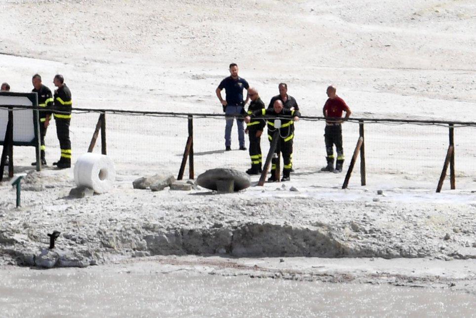 Трагедија  11 годишно и неговите родители загинаа во вулкан