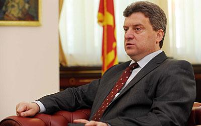 Претседателот Иванов на средба со бразилскиот колега Мишел Темер