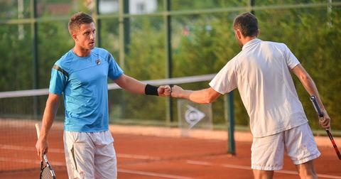 Јотовски и Николиќ ја минаа првата рунда во двојки на турнирот во Тунис