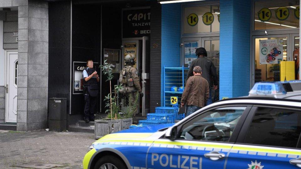 Напад со нож и во Германија