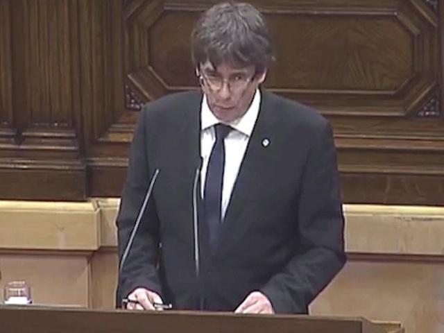 Мадрид бара појаснување од Kаталонија   Прогласивте независност или не