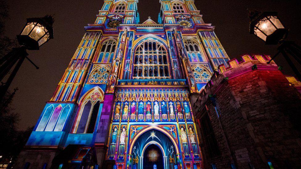 Лондон блесна со фестивалот на светлината  ГАЛЕРИЈА