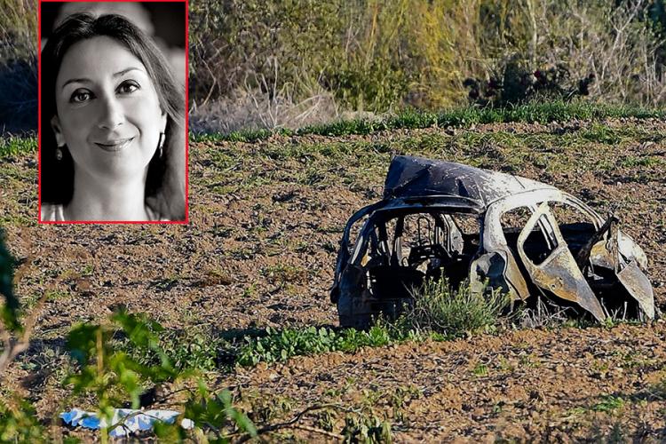 Критичарка на премиерот на Малта загина во експлозија