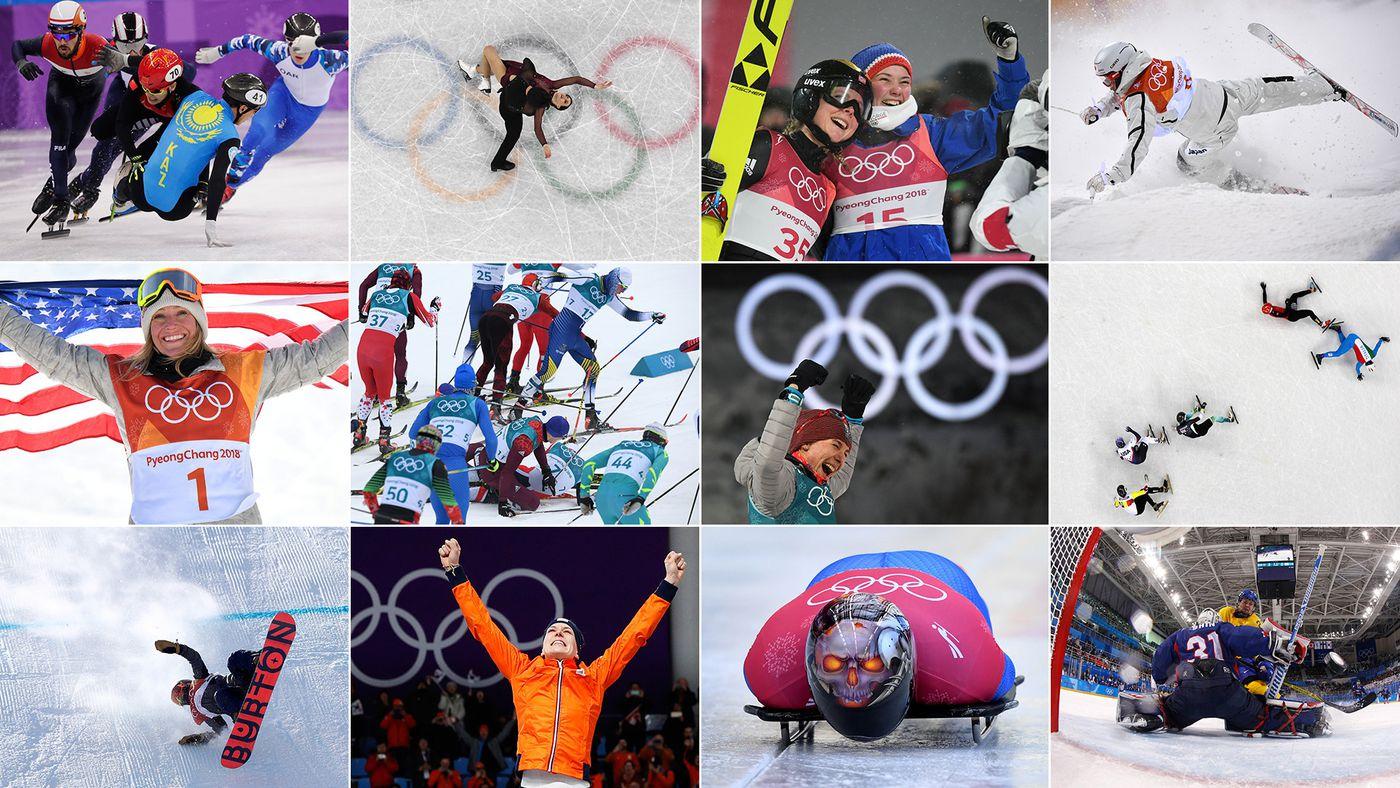 Сите освојувачи на медали од четвртиот ден во Пјончанг