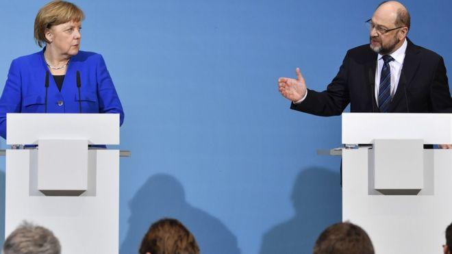 Бессона ноќ за Меркел   ја договори ли коалицијата