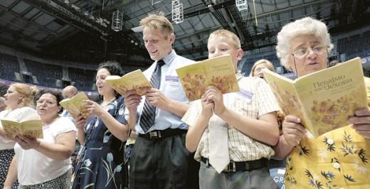 Јеховини сведоци  забранети во Русија