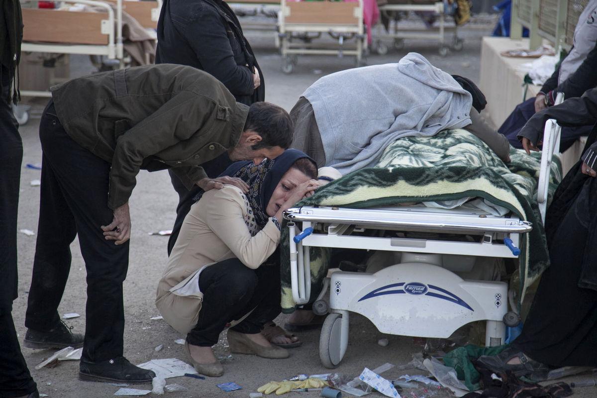 Ден на жалост во Иран