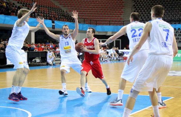 Влезниците за кошаркарското дерби МЗТ Скопје   Работнички по цена од 100 денари