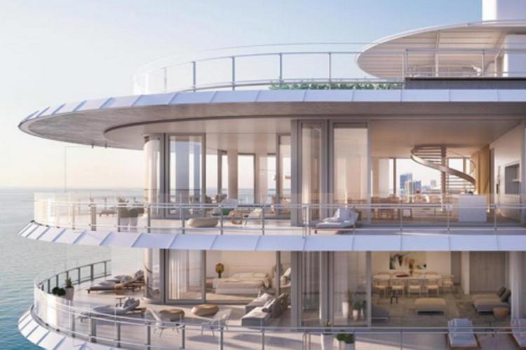 Ѕирнете во новиот стан на Ѓоковиќ на Мајами