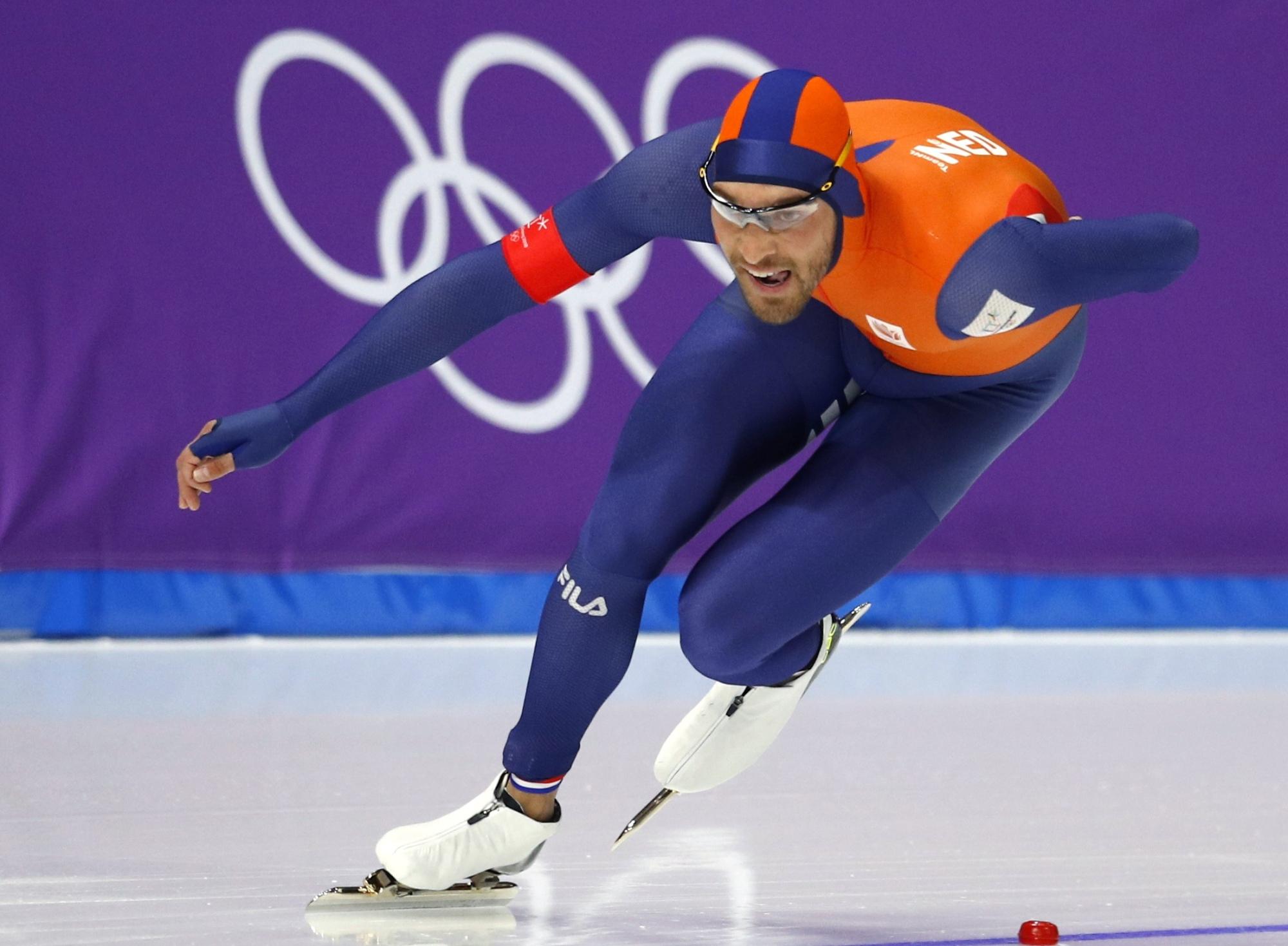 Нуис со прва титула на 1 500 метри брзо лизгање
