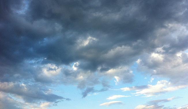 Облачно и свежо со северен ветер
