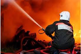 Голем пожар во близина на Скопје