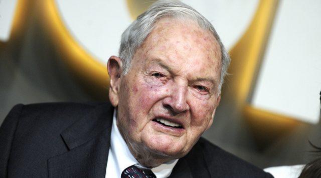 На 101 година почина милијардерот Дејвид Рокфелер