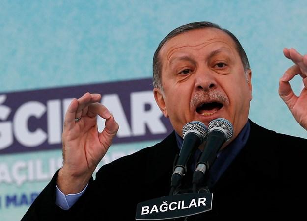 Ердоган со закана до Американците  Не ја искусиле силата на Отоманците