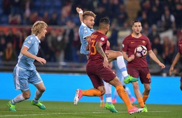 Рома го доби градското дерби со Лацио