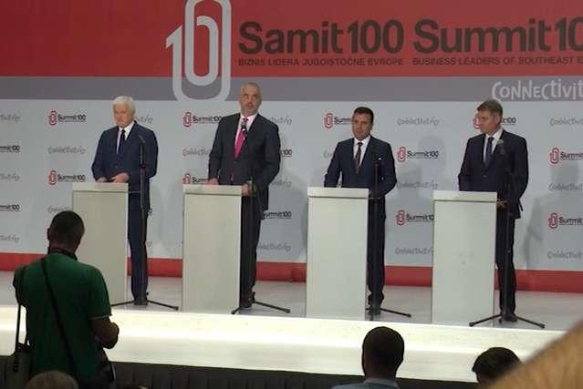 Потпишан меморандум за соработка на  Самит100