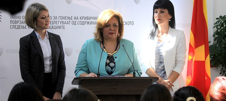СЈО очекува брза екстрадиција на Грујевски и Бошковски