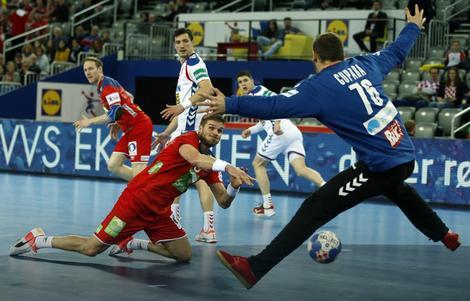 Норвешка без проблеми до триумф над Србија