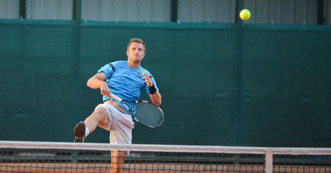 Јотовски се пласира во третото квалификациско коло на турнир во САД