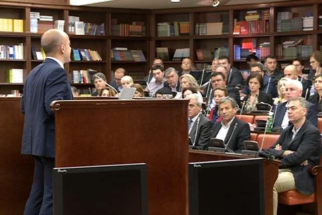 Тевдовски  Основнa цел на ребалансот e да се намалат непродуктивните трошоци