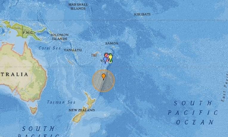Нов силен земјотѕрес од 8 степени го погоди Нов Зеланд, наредена е евакуација