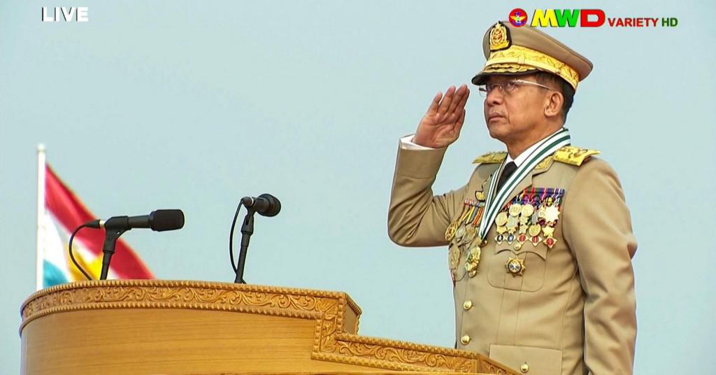Воената хунта во Мјанмар вети избори,соборената премиерка ја прогласија за терорист