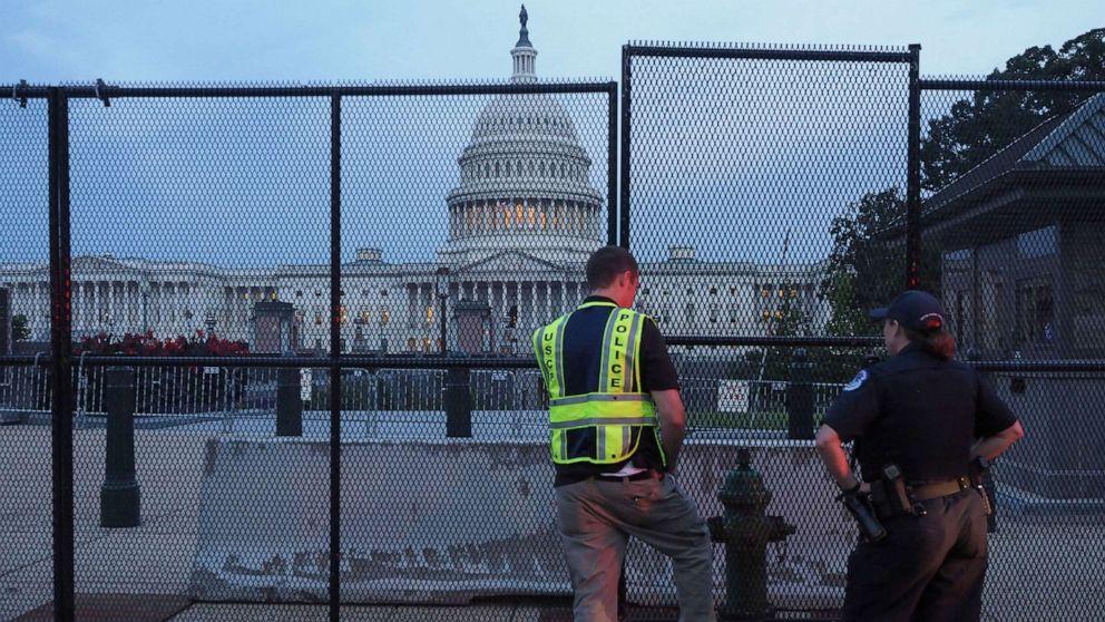 Вашингтон се подготвува за протест за поддршка на обвинетите поради упад во Конгресот