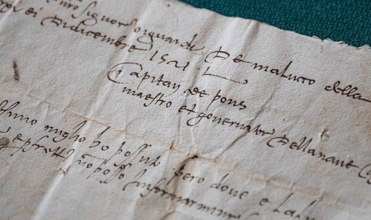 Архивот во Дубровник откри писма со детали од патувањето на Магелан околу светот (ВИДЕО)