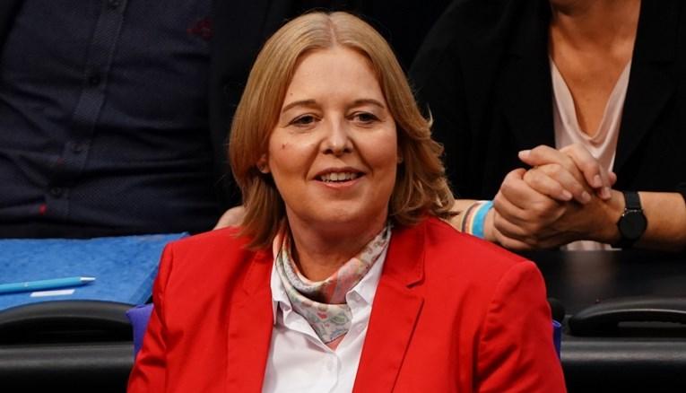 Социјалдемократка е избрана за претседателка на Бундестагот