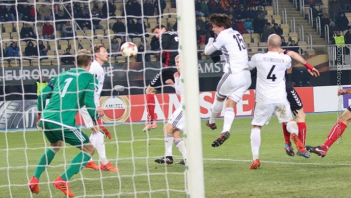 Вардар со реми го заврши своето учество во Лига Европа