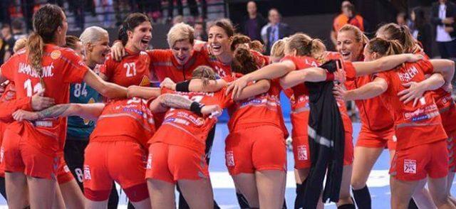 Комплетирана првата фаза од женската ракометна Лига на шампионите